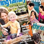 Thriving Family Magazine-Sr Designer