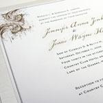 Jenkins Wedding invitation
